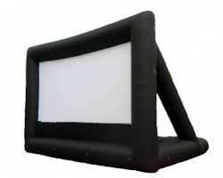 14ft Inflatable Screen (9x5) viewable
