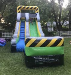 Weekend Rental 15' Slide Wet/Dry