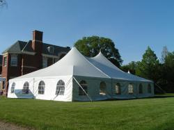 40x60 High Peak Frame Tent
