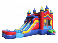 Circus Carnival 6 in 1 Combo