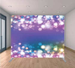 Colorful Sparkles Backdrop