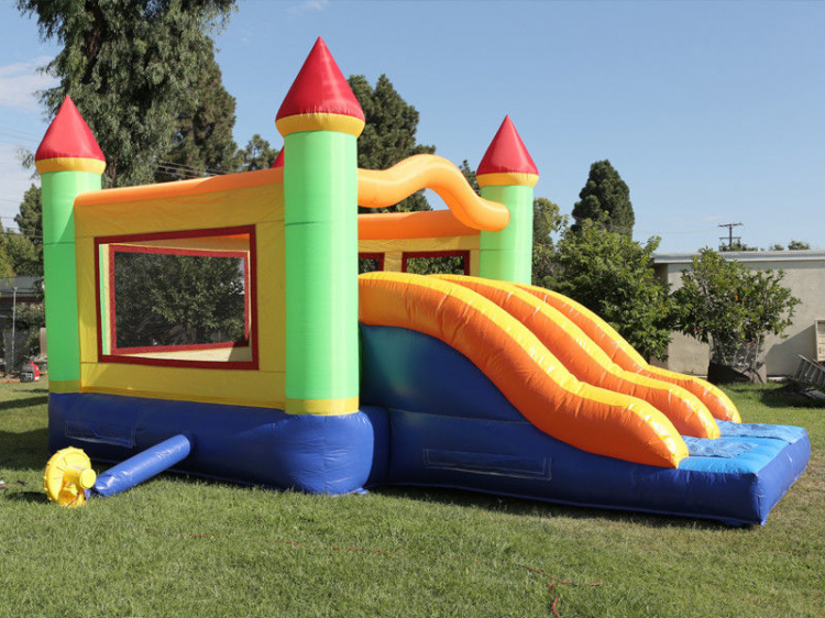 perfect bounce house rental