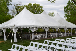 100 Guest Wedding Tent Package