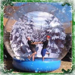 Giant Snow Globe - $595