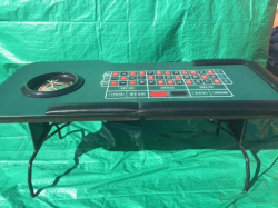 Roulette Table - $95