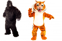 Costume - Tiger or Gorilla - $35