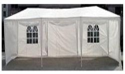 15x15 Tent without Walls - $150