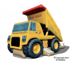 Dump Truck Combo - $295