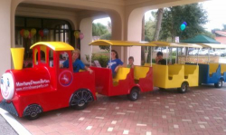 Trackless Train - $795