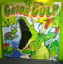 Gator Gulp Frame Game - $50