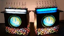 Oxygen Bar - 8 person - Call for pricing