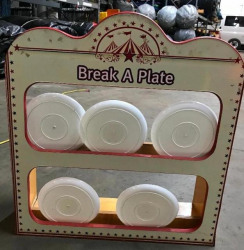 *** NEW *** - Break a Plate - $50