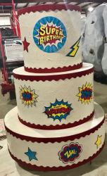 Giant Cake - $75