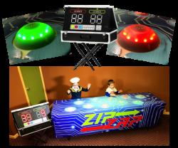 *** NEW *** Zip Zap Battle Light Game $150