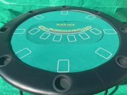 Black Jack Table - $75