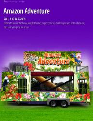 *** NEW *** - Amazon Adventure - $695