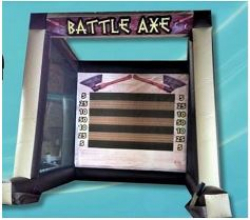 *** NEW *** Battle Axe Throw $ 195