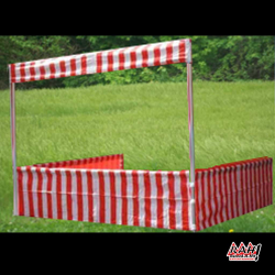 Carnival Booth Front - $50