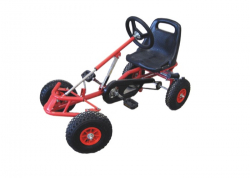 Pedal Cars w/Track - 2 at  $695