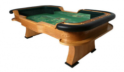 *** NEW *** Craps Table - Call for Pricing