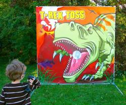 T-Rex Toss Frame Game - $50