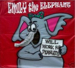 Emily the Elephant - $65