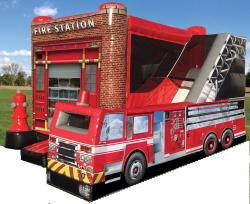 Fire Truck Combo - $250