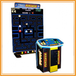 Giant Pac Man - $1800