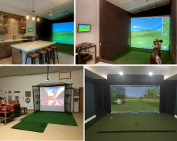 Golf Simulator - $ 1650