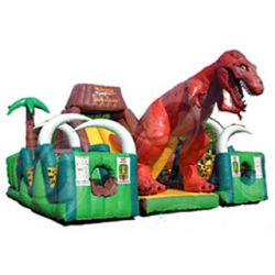 Jurassic Adventure Obstacle Course