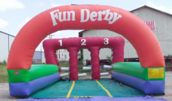 *** NEW*** Derby Track for Pony Hops - $275