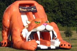 *** NEW *** Sabertooth Tiger Slide