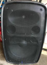 speaker & microphone