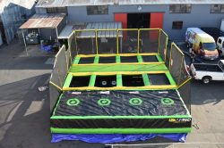 *** NEW *** Mobile Trampoline Jump Zone - $3500