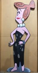 Life Size Flintstones - Wilma Flintstone - $25