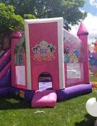 20200523 132419 1 1619020851 Disney Princess Bouncer & Slide Combo