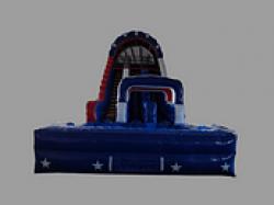 2 1619026251 America The Beautiful 22 Foot Water Racing Slide