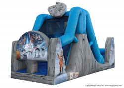 6 1620887474 Star Wars Obstacle Course & Waterslide