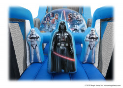 7 1620887474 Star Wars Obstacle Course & Waterslide