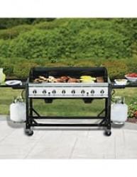8 burner grill 1619020673 U of U Running Utes Football Helmet