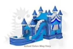 Frozen Castle & Pool Combo