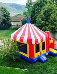 circus 1619021072 Circus Tent Slide Combo Unit