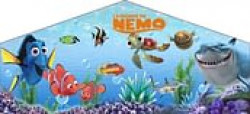 finding nemo 1 1619021393 Birthday Cake Party Bouncer (Customizable Banner)