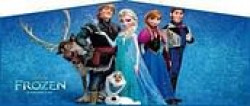 frozen banner2 1619026761 Bouncy Castle 5 In 1 Pool Combo (Optional Customizable Banne