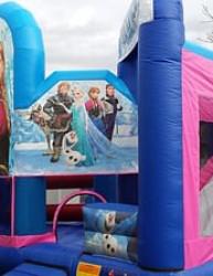 frozen3 1619020518 Disney's Frozen Bouncer and Slide Combo
