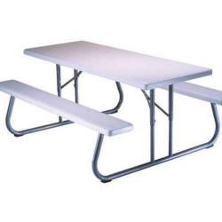 Picnic Tables (Seats 8)