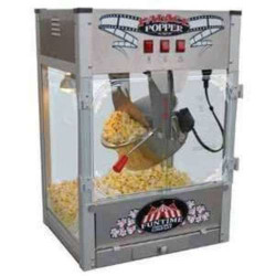 16 Ounce Commercial Popcorn Kettle