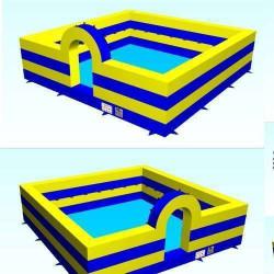 Foam Pit (Addon For Foam Parties or DJ Services)