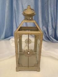 Grey Jewel Lantern-Medium