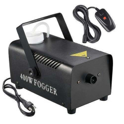 400 Watt Fog Machine Withe Remote Control and Timer
